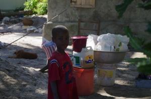 Isle a Vache, Haiti